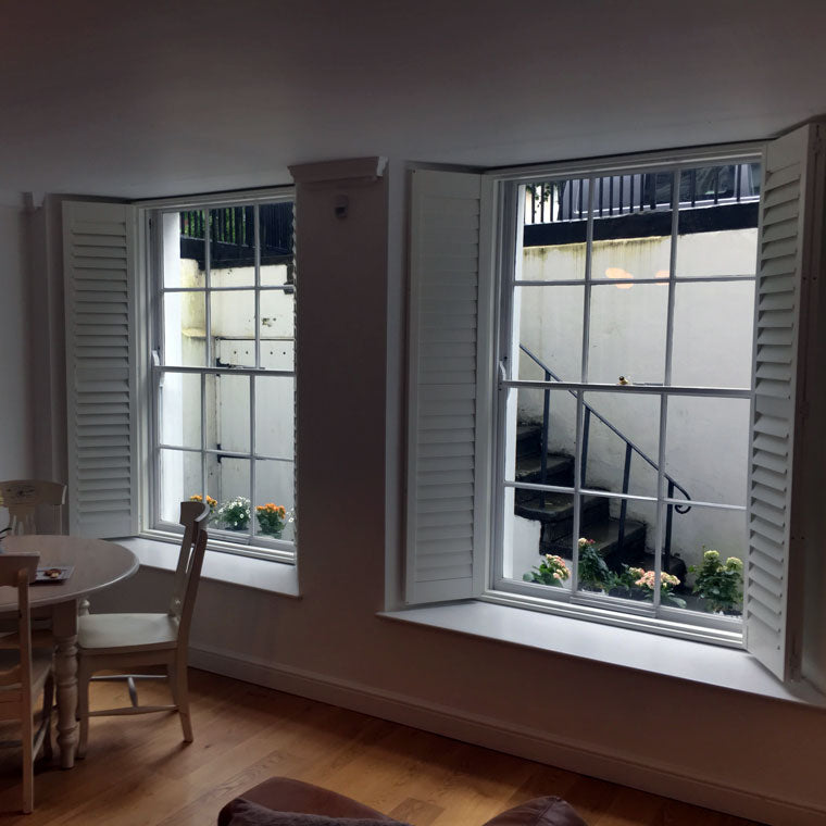 Full height shutters paul christian bristol