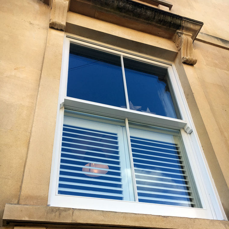 Shutters fitted by Paul Christian Bristol Bath