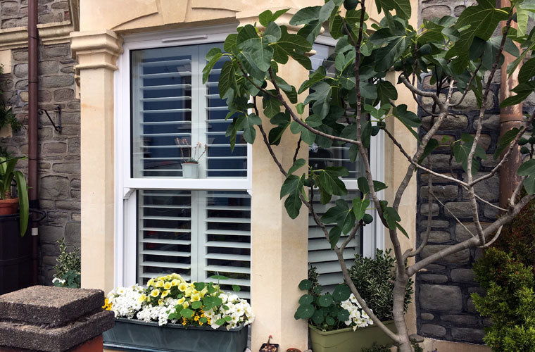 Bay Window shutters Windmill Hill Bristol