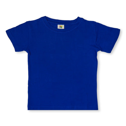 Royal Short Sleeve Plain Tee