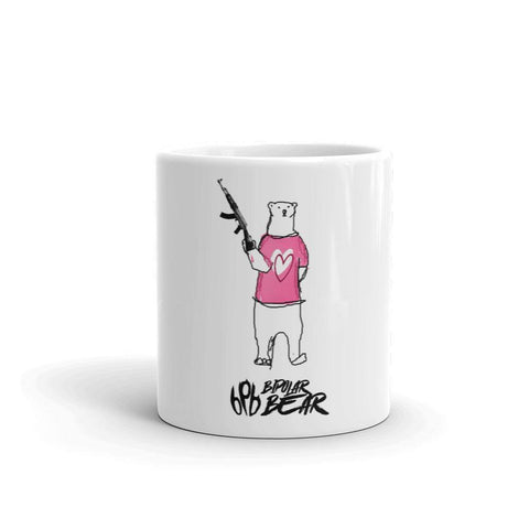 You Fupping Mug - Bipolar Bear BPB Wear