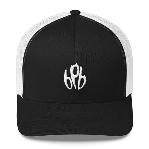 Bad Ass Mother Trucker Cap - Various Colours - Bipolar Bear BPB Wear