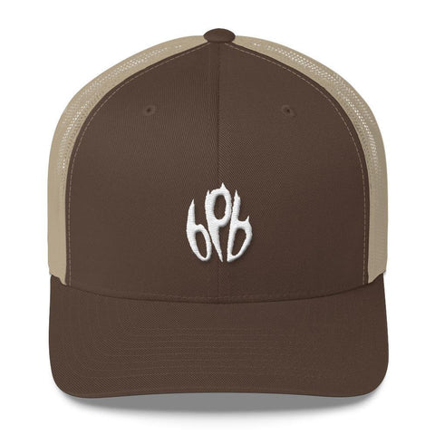 Bad Ass Mother Trucker Cap - Various Colours - BPB Wear