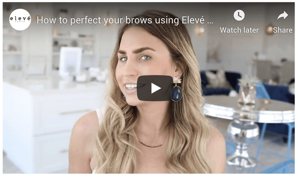 Brow Wow Brow Brush - Elevé Cosmetics