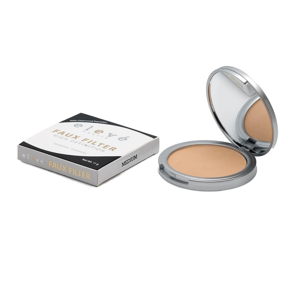 Faux Filter {High Definition Mineral Powder} - Elevé Cosmetics