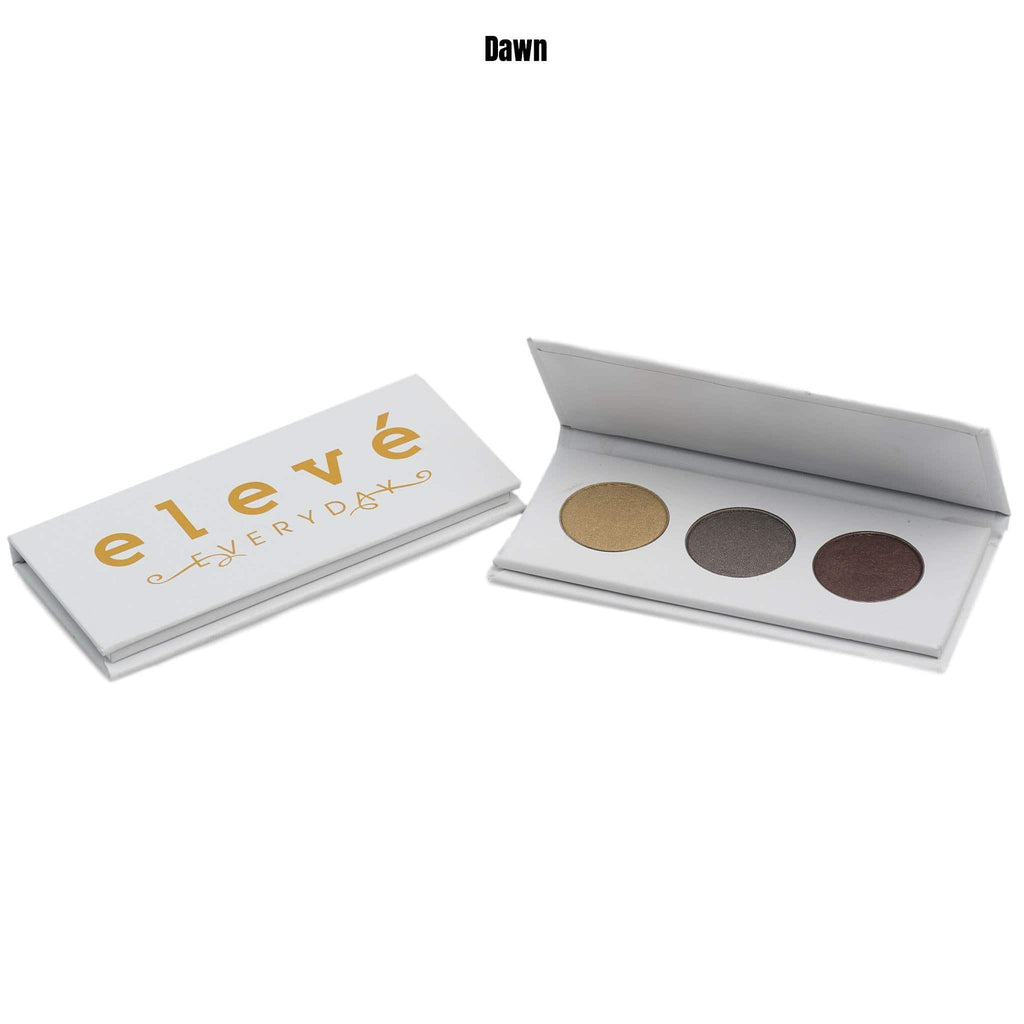 Elevé Everyday Eyeshadow Trio