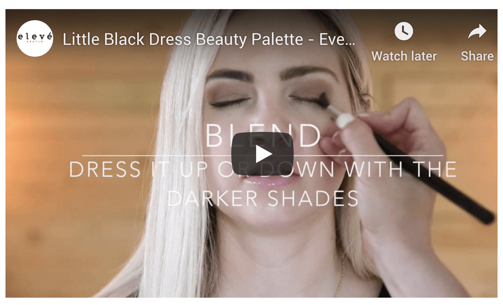 Little Black Dress {Timeless Collection} - Elevé Cosmetics