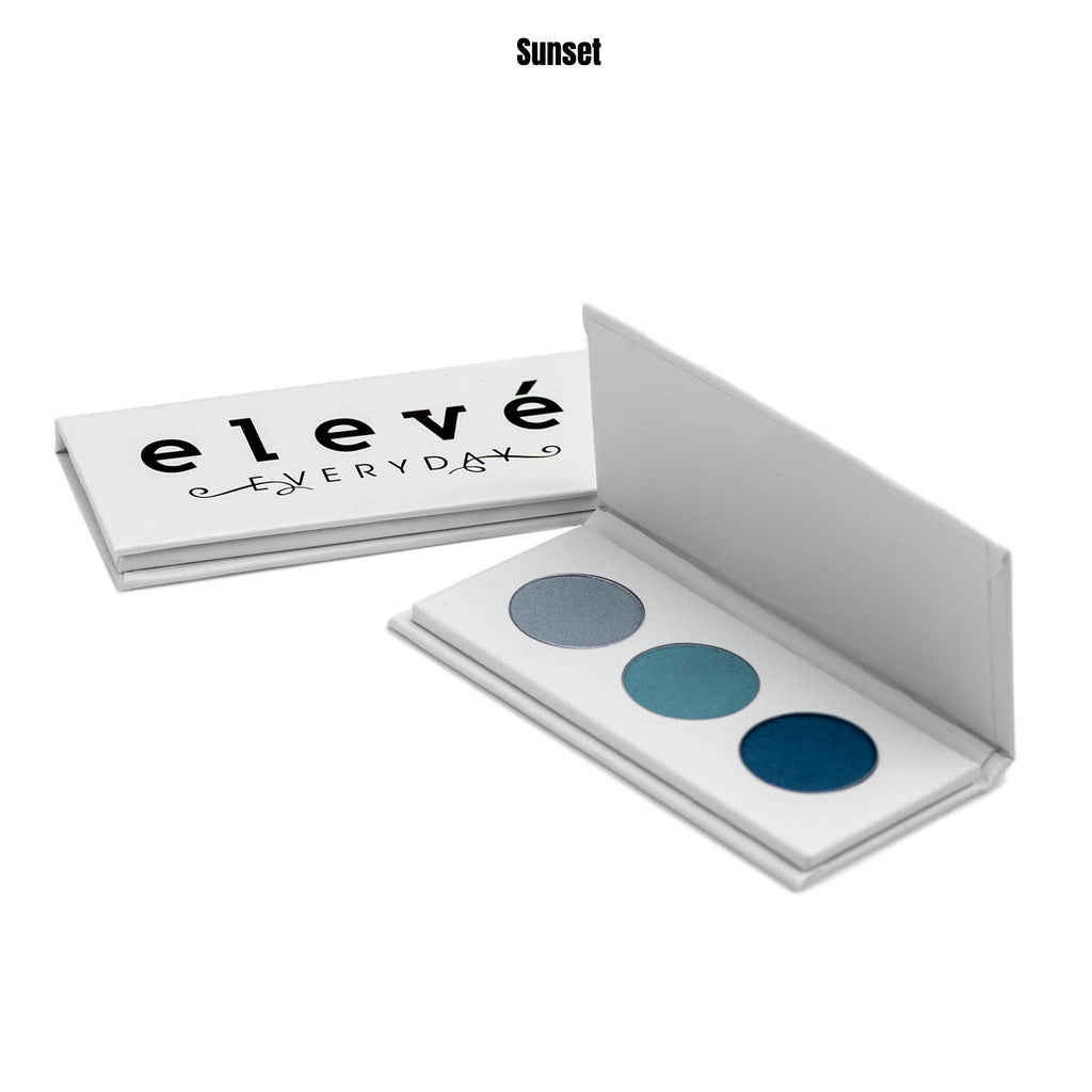 Elevé Everyday Eyeshadow Trio - Elevé Cosmetics