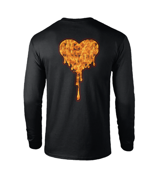 Flamethrower Long-Sleeve Tee - Urban Vessels Clothing