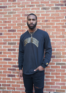 Liquid Gold Long-Sleeve Tee - Urban Vessels Clothing