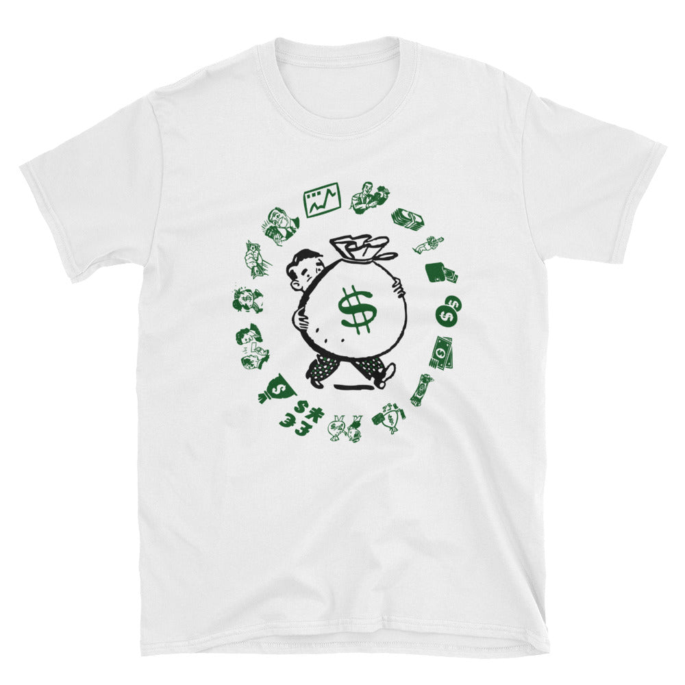 For the Love of Money Tee - Urban Vessels