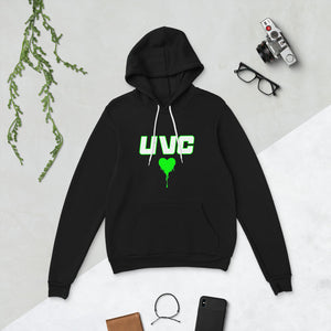 Alien Hoodie - Urban Vessels Clothing