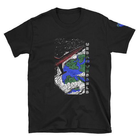Blast Off Tee - Urban Vessels Clothing