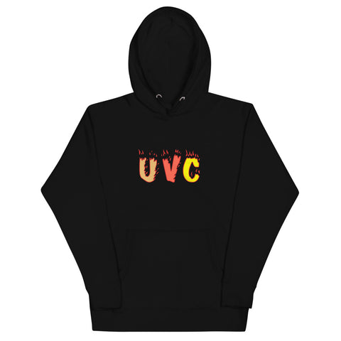 Heart of the Jungle Hoodie - Urban Vessels Clothing