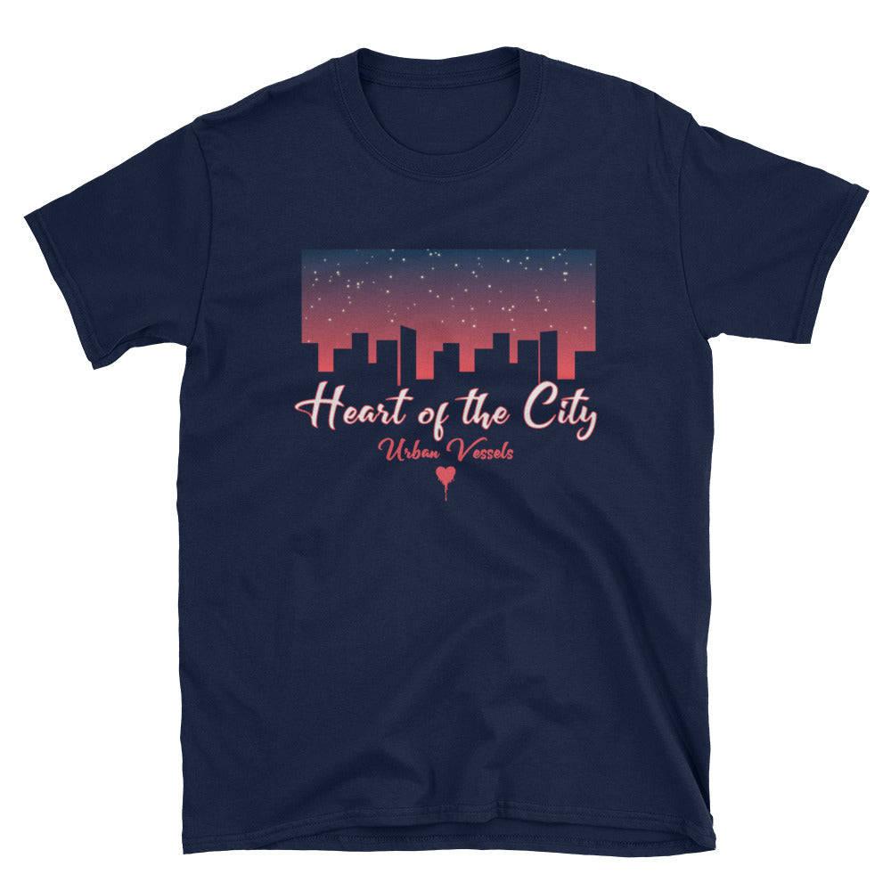Heart of the City Tee - Urban Vessels Clothing