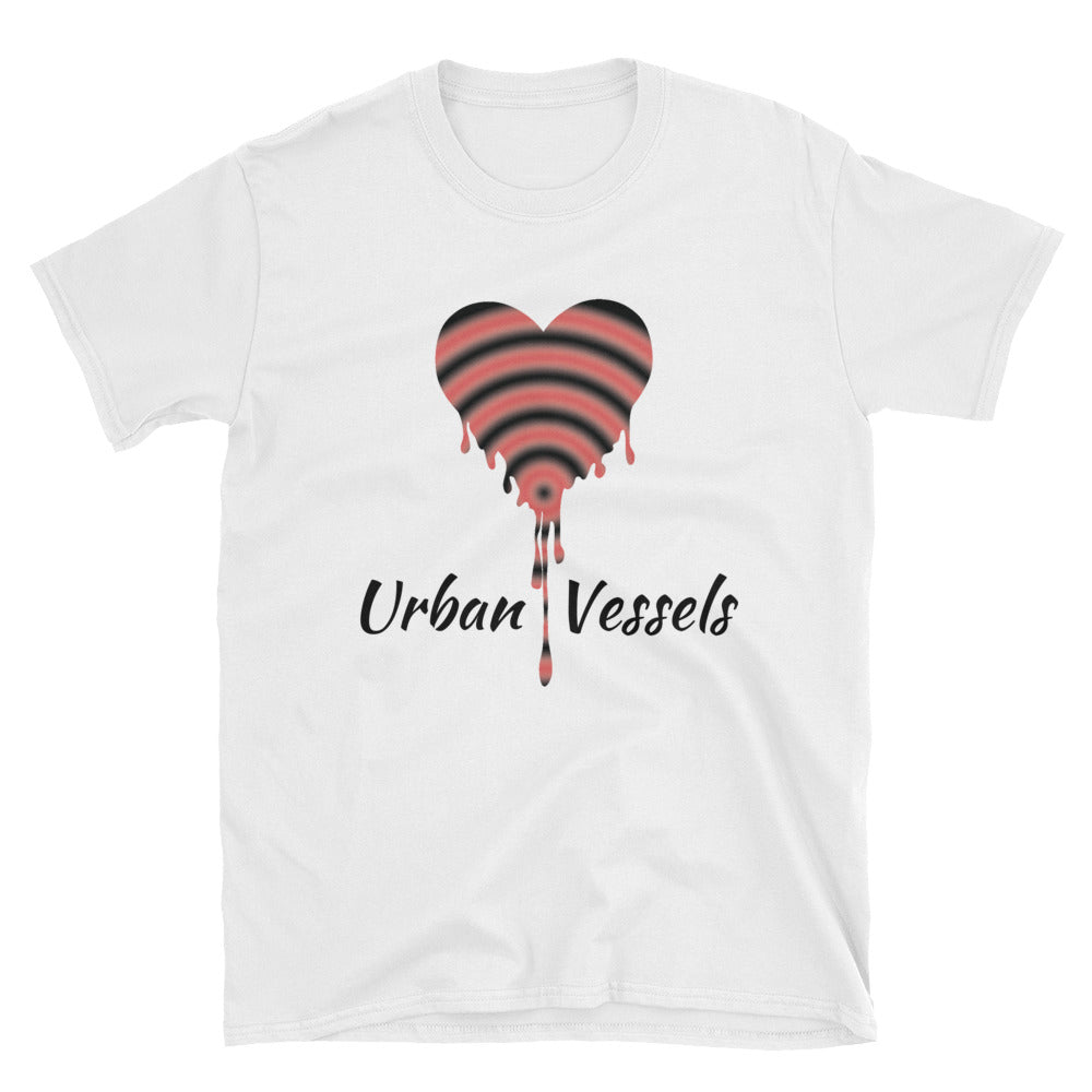 Hypnotic Heart Tee - Urban Vessels