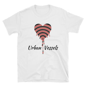 Hypnotic Heart Tee - Urban Vessels Clothing