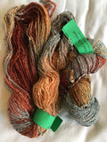 Wool in the Woods Bobcat Bulky weight Serengeti 200 yard skein
