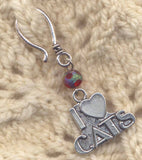 Love Cats Progress Keeper Hook I Heart Cats Single /SM224A
