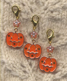 Sparkle Jack Progress Keeper Clip Halloween Jackolantern Each/ SM368
