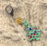 Jingle Bling Trees progress keeper clip Single /SM379