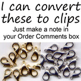Have A Cow Knitting Stitch Markers  Set of 3/SM308