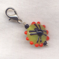 Spooky Spiders Progress Keeper Clip Halloween Spider Each/ SM253A