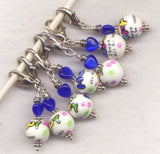 Happy Stitch Marker Clip I Hope You Will Be Happy Single /SM233B
