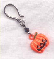 Jack-O-Lantern Progress Keeper Hook Single/SM269