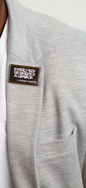 """Every Kid Deserves A Chance"""