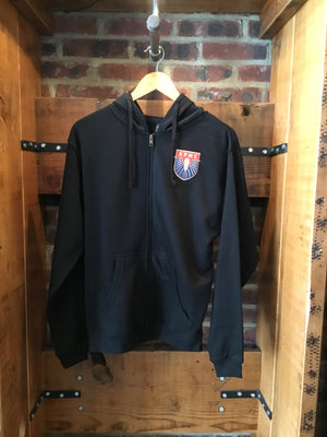 Badge Patch Zip Up
