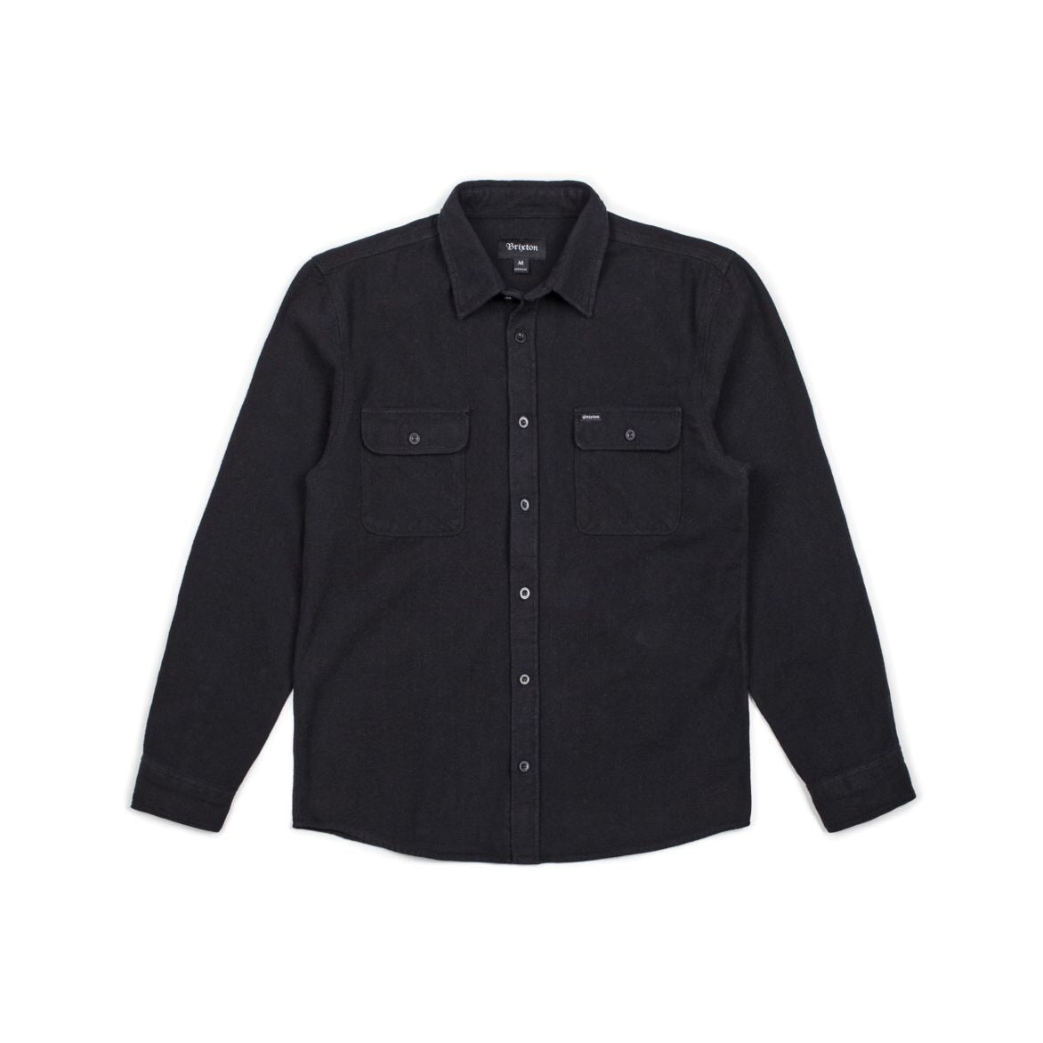 Bowery Flannel Black