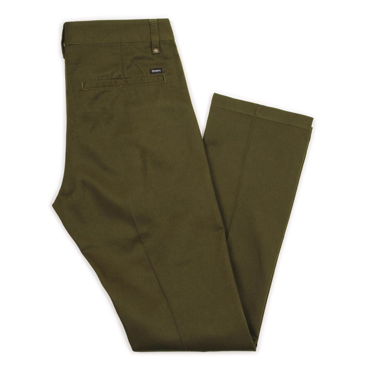 Fleet Light Weight Rigid Chino Green