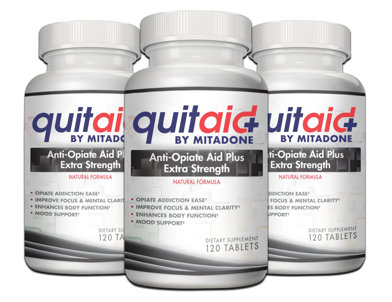 Mitadone Anti Opiate Aid - 3 Month Supply