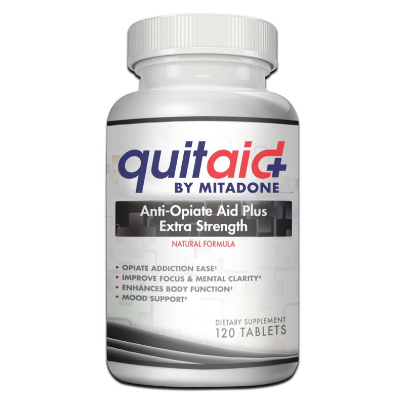 Mitadone Anti-Opiate Aid Plus