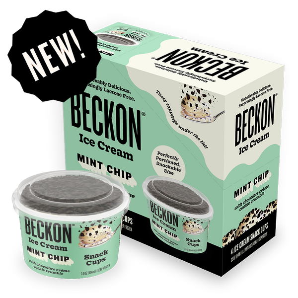 Mint Chip with Crème Cookie Crumble Snack Pack
