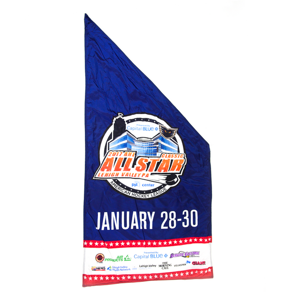 2017 AHL ALL- STAR Street Banner