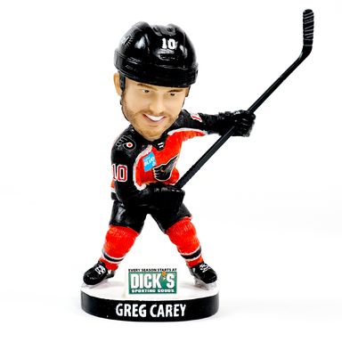 GREG CAREY BOBBLE HEAD