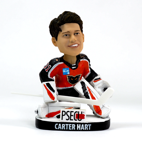 #31 Carter Hart Bobble Head
