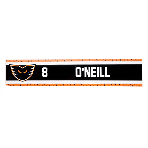 #8 Will O'Neill Road Name Plate