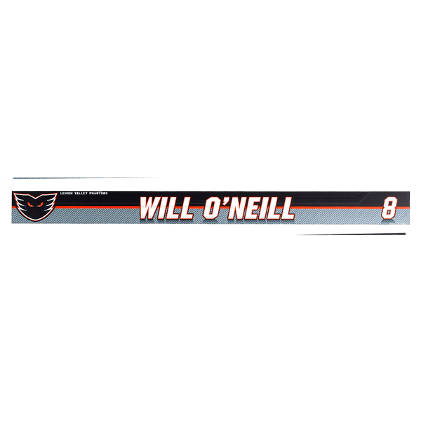 #8 Will O'Neill Locker Room Name Plate