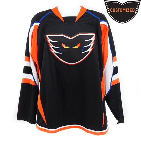 Customized Adult Premier Black Jersey