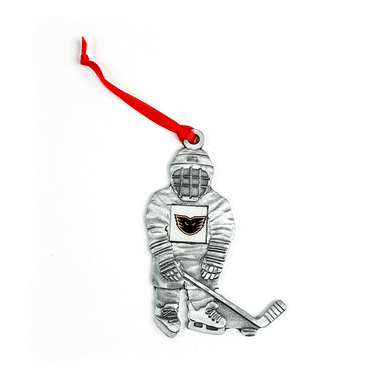 Phantoms  Hockey Player Ornament