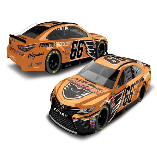 Timmy Hill Action Racing 2018 #66 Lehigh Valley Phantoms 1:64 NASCAR Toyota Camry