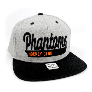 Team Captain Snapback Hat