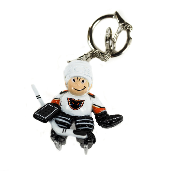 Phantoms Goaltender Key Chain
