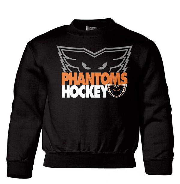 Phantoms Hockey Crew Youth Small