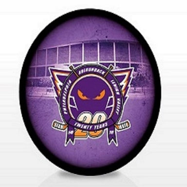 Throwback Purple Puck