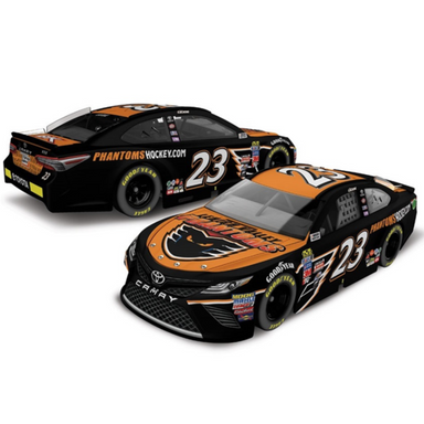 Corey LaJoie  Action Racing 2017 #23 Lehigh Valley Phantoms 1:64  NASCAR Toyota Camry