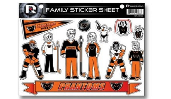 Family Sticker Set